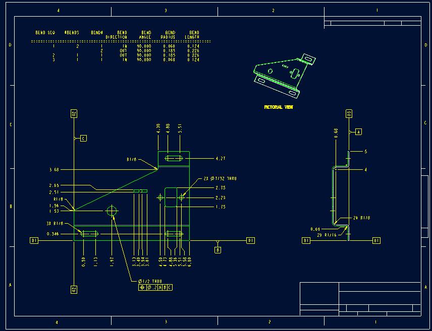 Tudortech Design Sheetmetal And Weldments Design